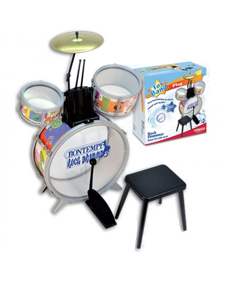 Drums Toy Band