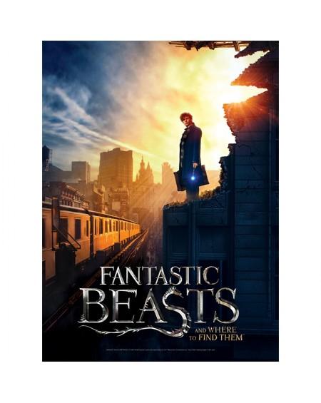 Παζλ Αφίσα - Fantastic Beasts - New York