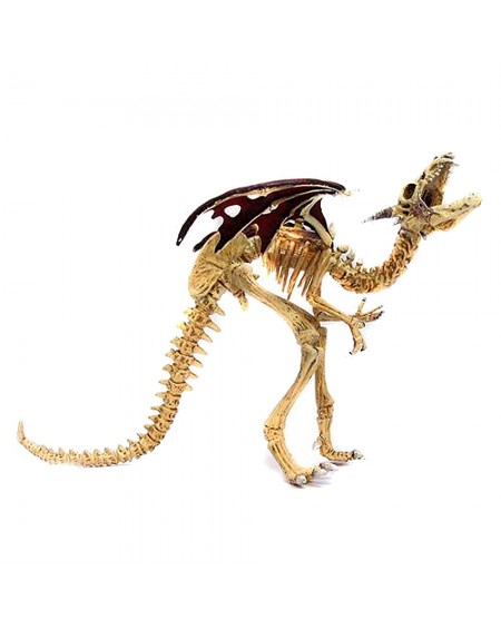 Δράκος Σκελετός Κόκκινος