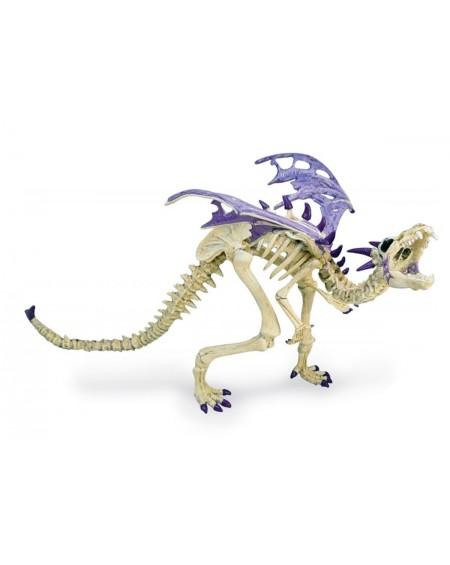 Δράκος Σκελετός Μωβ