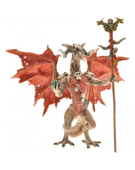 Δράκος Κόκκινος Μάγος
