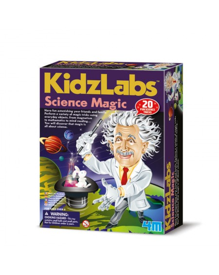 KidzLabs - Μαγική Επιστήμη