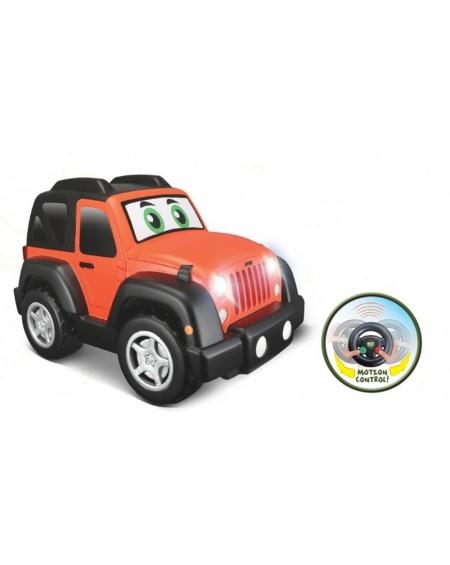 BbJunior Το Πρώτο μου Τηλεκατευθυνόμενο - Jeep Wrangler