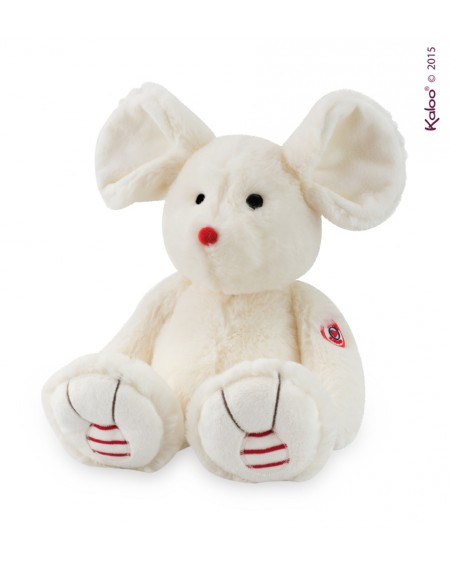 Kaloo Rouge Coeur - Ποντικός Λευκό Ιβουάρ