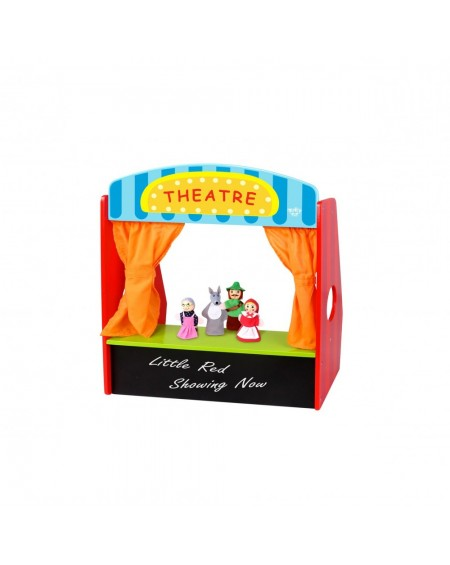 Table Puppet Theater