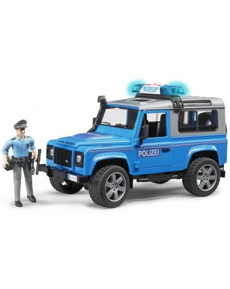 Αστυνομικό Land Rover