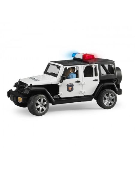 Αστυνομικό - Jeep Wrangler με οδηγό