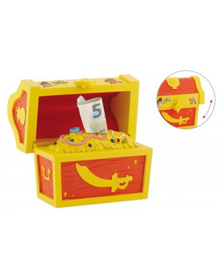Treasure Chest - Money Bank