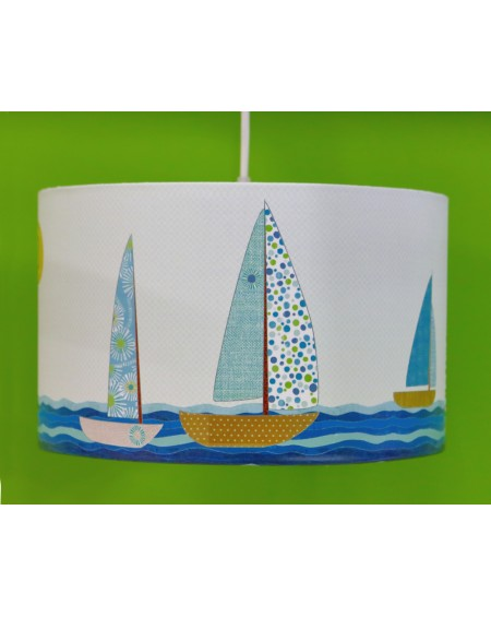 """Φωτιστικό οροφής """"Sailing Boat"""""""