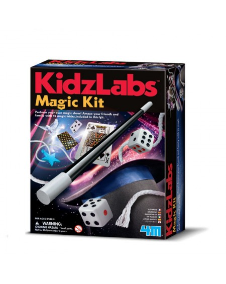 KidzLabs - Magic Kit