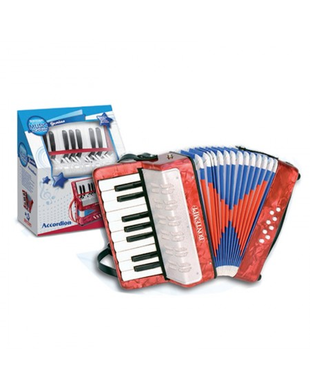 Wooden Accordion