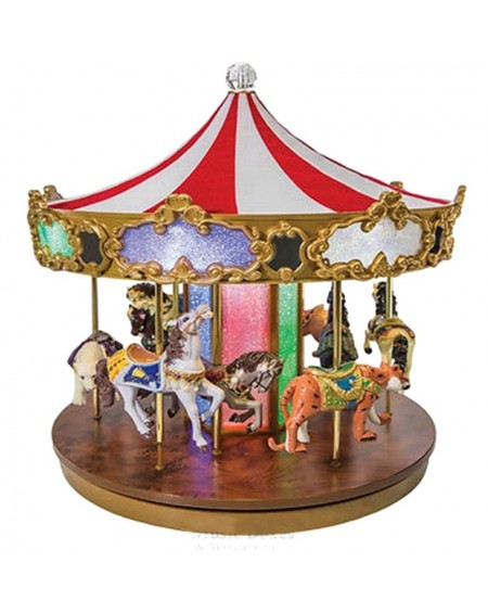 Carousel Mr Christmas