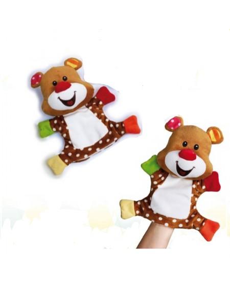 Soft Bear Baby Marionette