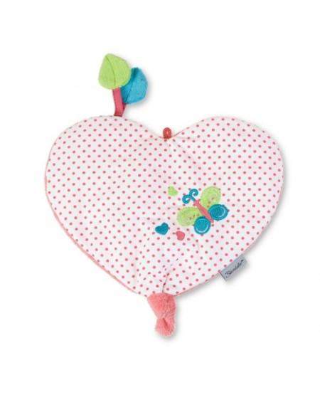 Comforter Heart