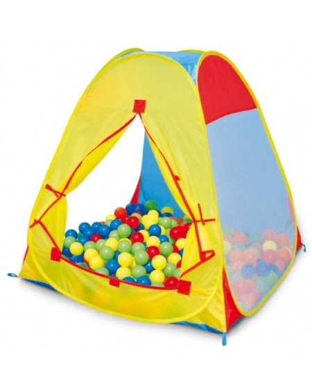 Tent Igloo with 100 Balls