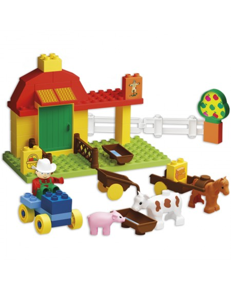 Farm Set UnicoPlus