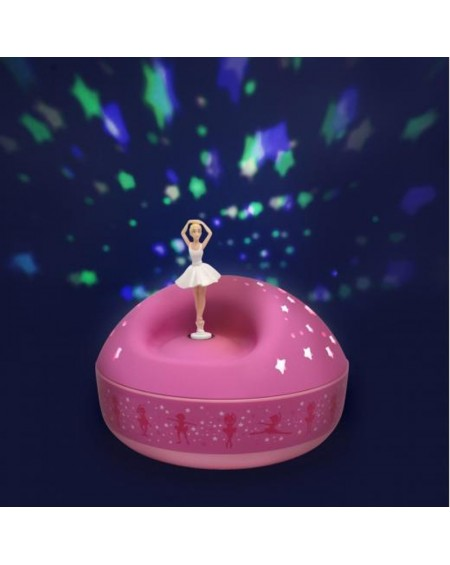 Star Projector with Music - Ballerina