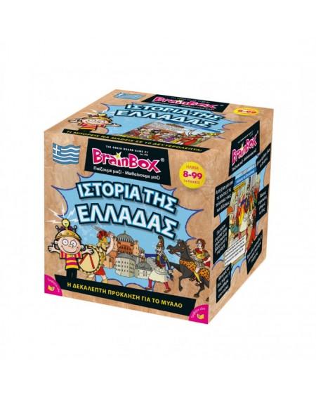 BrainBox - History of Greece