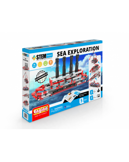 Engino STEM Heroes - Sea Exploration