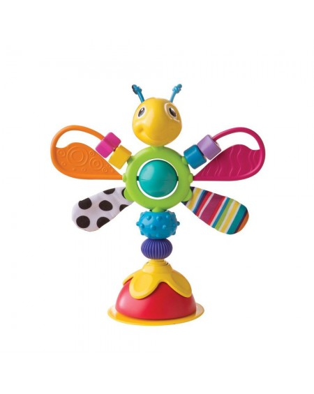 Freddie the firefly-high chair toy
