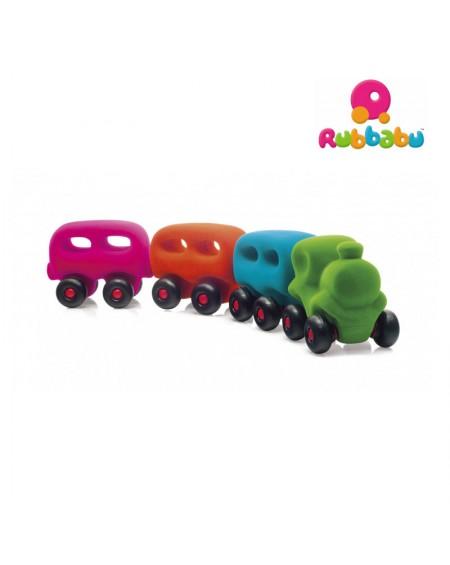 Rubbabu Magnetic Train