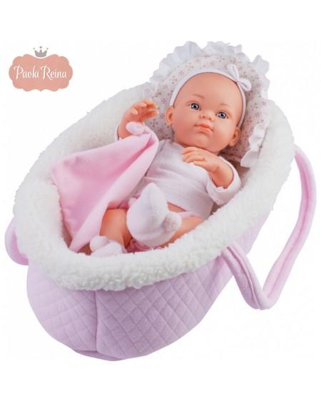 Baby Girl Doll Rosa
