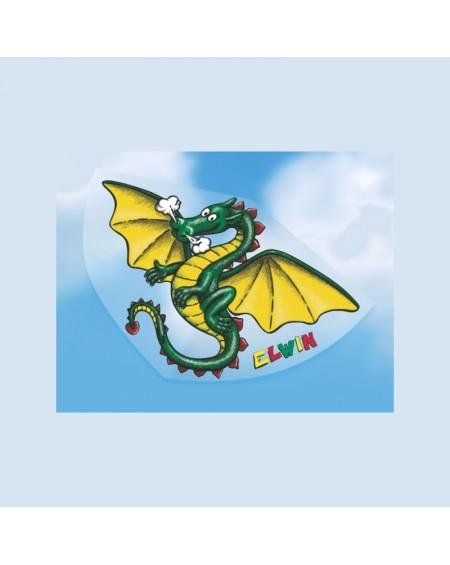 Kite- Elwin The Dragon