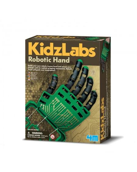 Κατασκευή Χέρι Ρομπότ