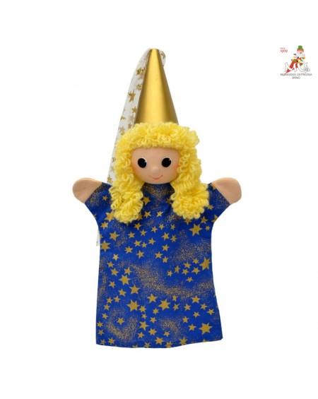 Hand Puppet - Midnight Fairy