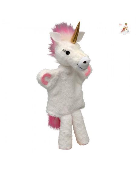 Hand Puppet - Unicorn