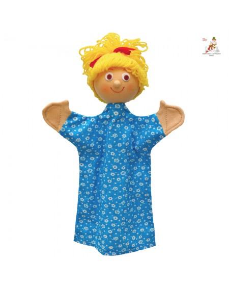 Hand Puppet - Girl