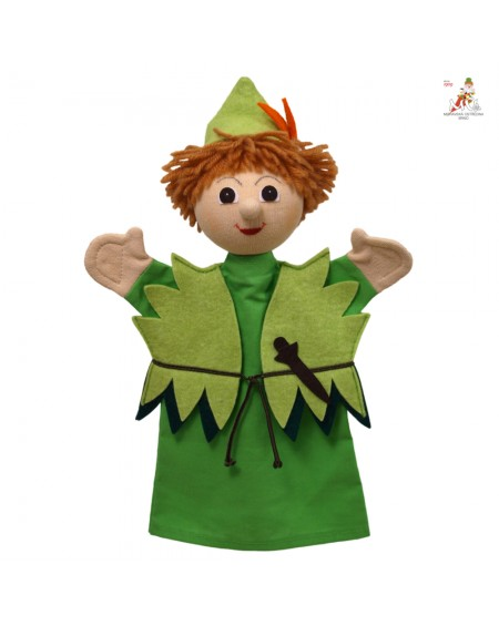 Hand Puppet - Peter Pan