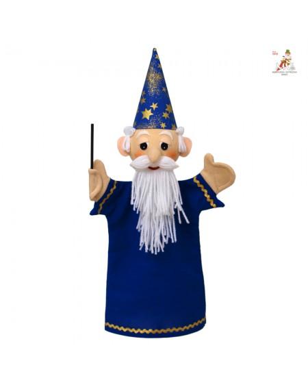 Hand Puppet - Magician