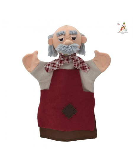 Hand Puppet - Djepeto