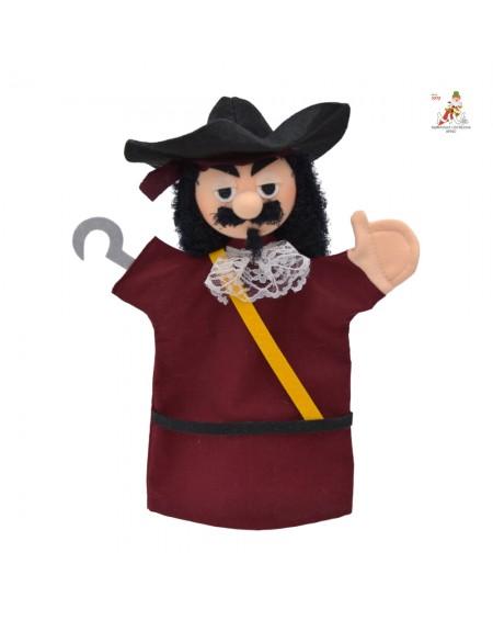 Hand Puppet - Captain Hook
