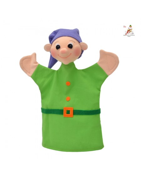 Hand Puppet - Dwarf
