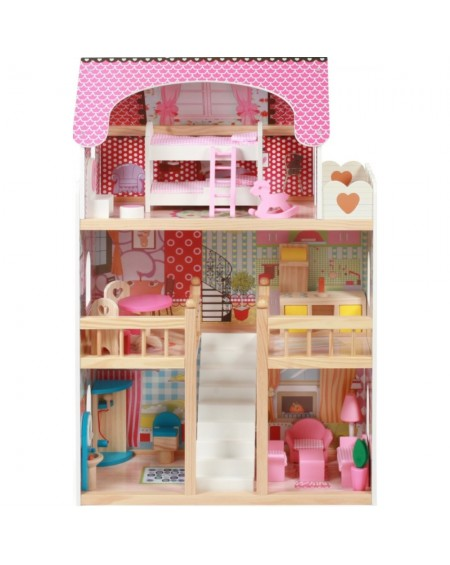 Dollhouse Wooden