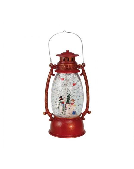 Red Lantern - Snowman