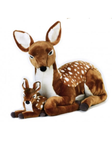 Fawn with Baby