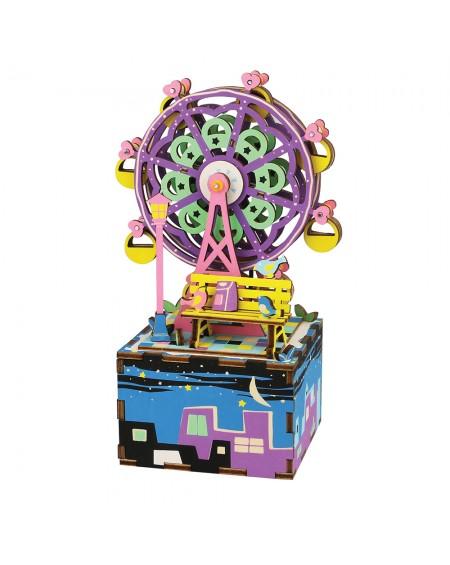 Ferris Wheel 3D Puzzle-Music Box
