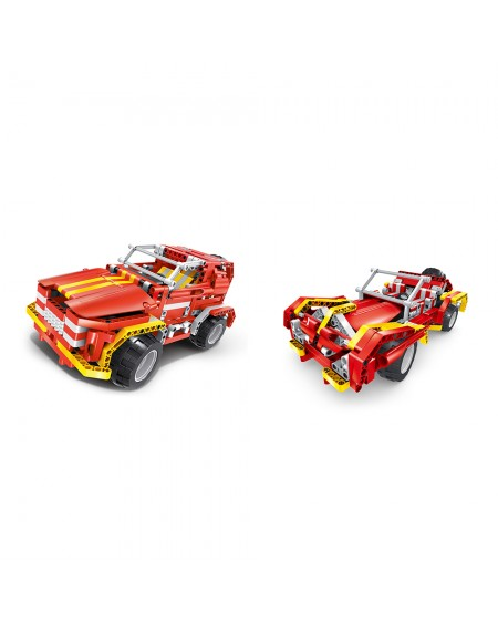 Mechanical Master R/C - 2 in 1 SUV Car & Roadster