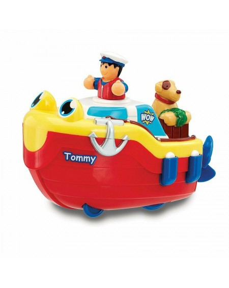 Tommy the Tugboat