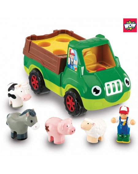 Freddie the Farm Truck