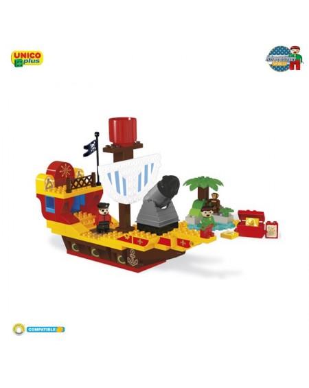 Pirate Ship UnicoPlus