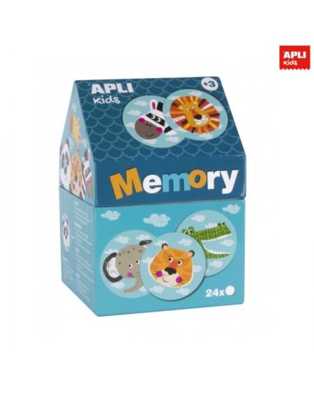 Memory - Safari House Box