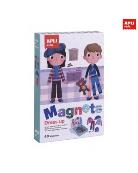 Dress Up Magnets