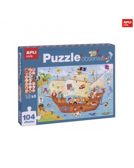 Puzzle - Pirate Ship