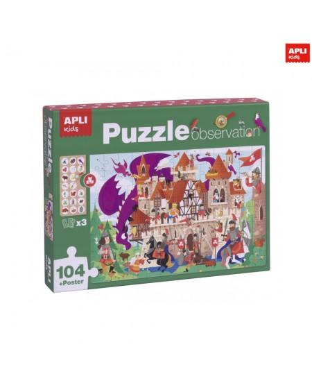 Puzzle - Castle