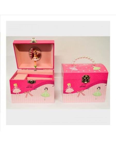 Musical Jewelry Box Ballerina
