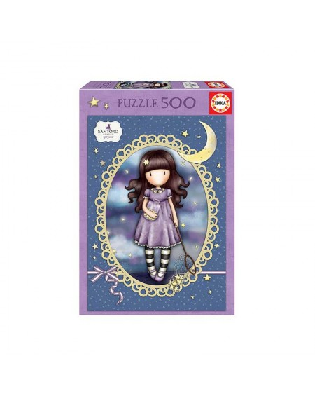 Puzzle 500 Catch a Star Gorjuss
